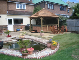 Garden Buildings & Features