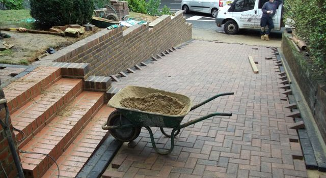 Mid Construction-Driveways in South London
