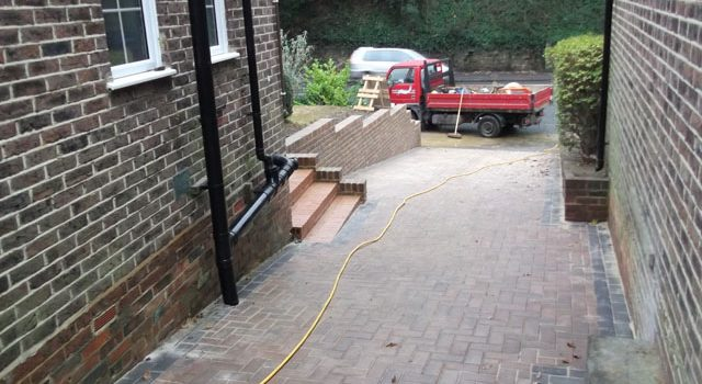 Driveways in South London