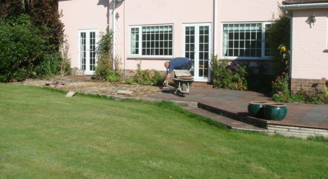 Paving & Patios in South London- Hard Landscaping