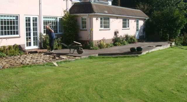 Paving & Patios in South London
