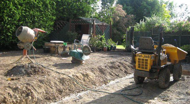 Hard Landscaping- Gardens South London
