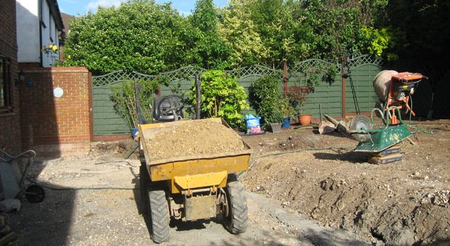 Garden Landscaping South London