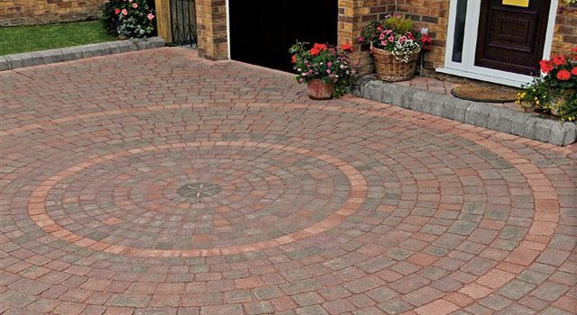 Drivesett Duo Circle Driveways & Drives in Croydon, Bromley & South London