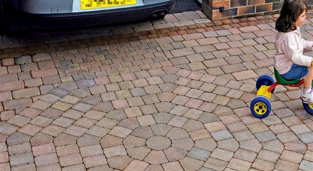 Drivesett Tegula Octant Driveways & Drives in Croydon, Bromley & South London