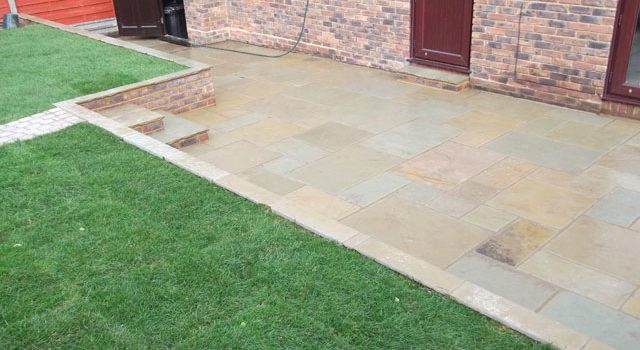 Paving in Croydon, Bromley & South London