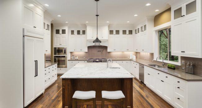 Kitchen Extension in Luxury Home